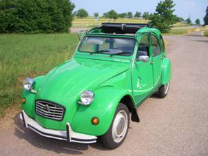 citroen 2cv sausss ente mieten im raum stuttgart karlsruhe. Black Bedroom Furniture Sets. Home Design Ideas