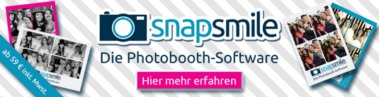 snapsmile - Fotobox Software